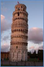 guide turistiche pisa - la torre pendente