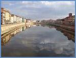guide turistiche Pisa - lungarni