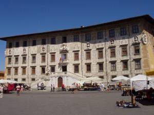 guide turistiche pisa - palazzo dei cavalieri