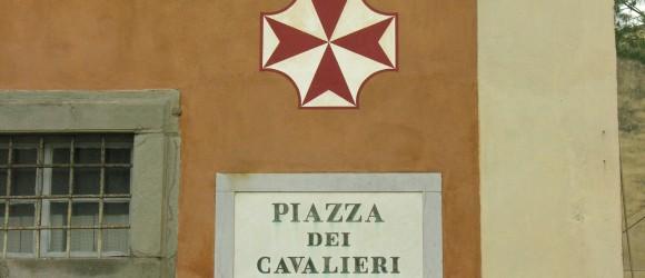 guide turistiche pisa - angolo piazza dei cavalieri